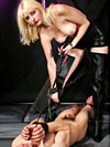 Stern UK Mistress Dungeon - Premium Plus slaves